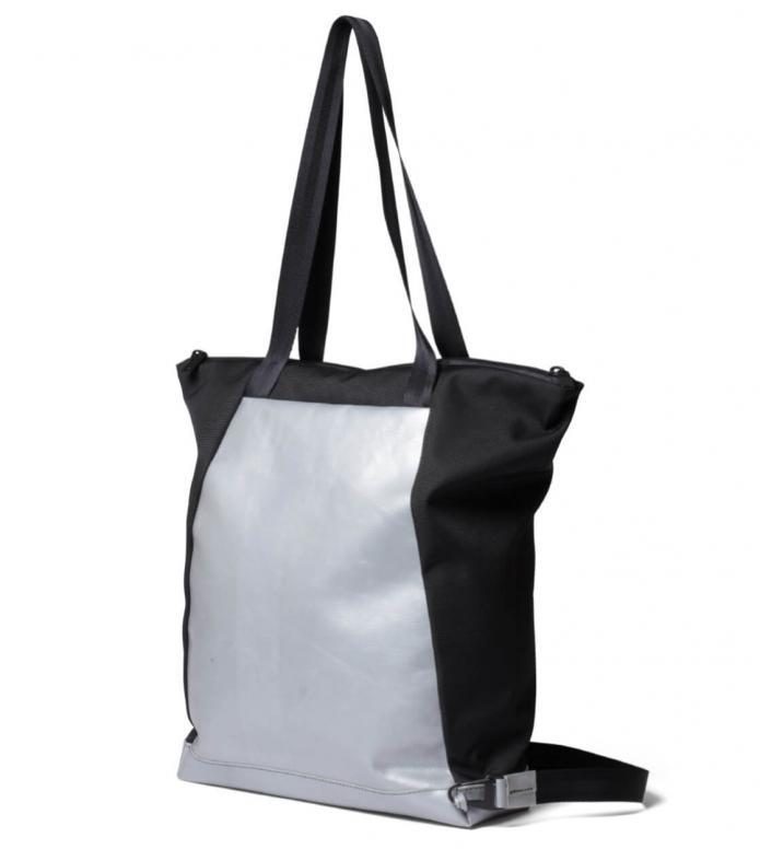 Freitag Freitag ToP Tote Bag Davian silver/blue/white