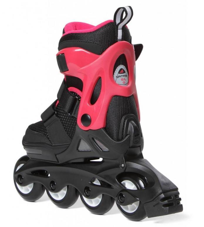 Rollerblade Rollerblade Kids Spitfire SL G black/red/pink