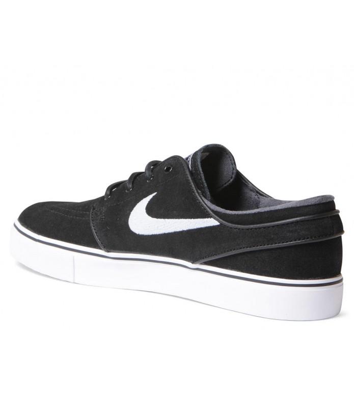 Nike SB Nike SB Shoes Janoski OG black/white-gum light brown