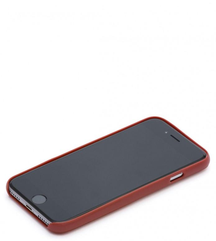 Bellroy Bellroy iPhone 7/8 Case 1 Card red tamarillo
