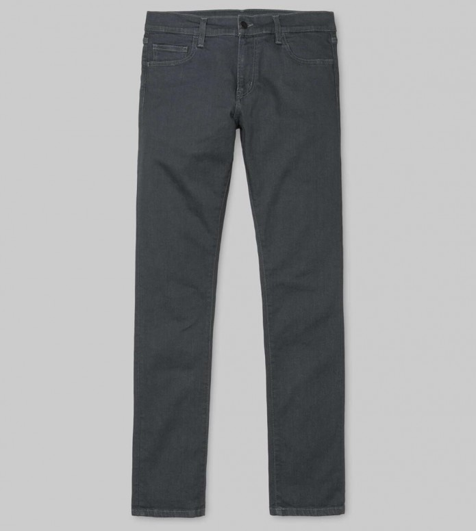 Carhartt WIP Carhartt WIP Jeans Rebel greenada grey rinsed