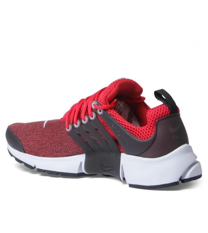 Nike Nike Shoes Air Presto Essential red university/black-black