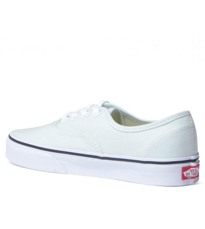 Vans Vans W Shoes Authentic green blue flower/true white