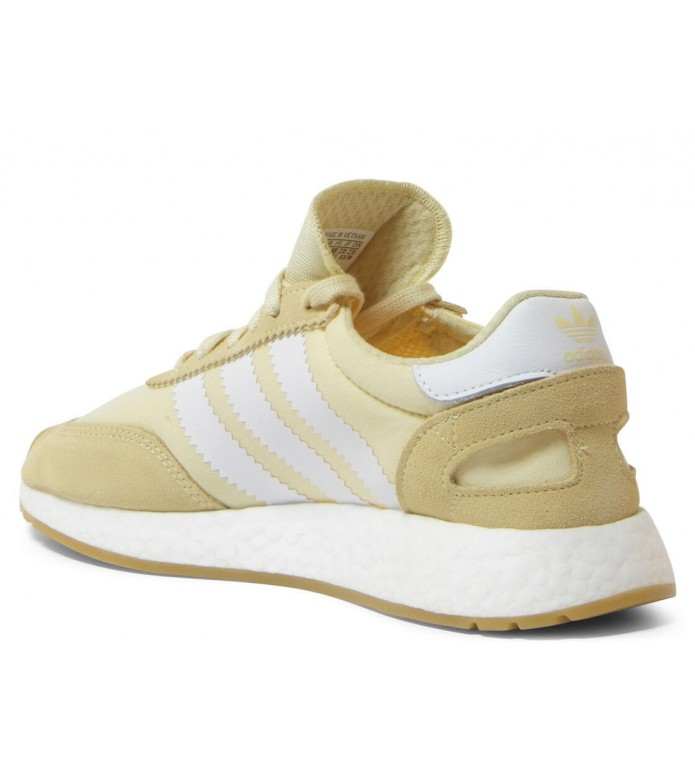 adidas Originals Adidas W Shoes Iniki Runner yellow clear/ftwr white-gum3