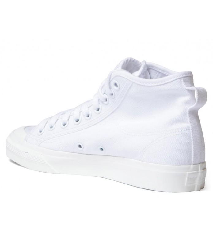 adidas Originals Adidas Shoes Nizza HI white footwear/footwear white/off white