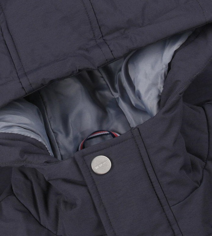 Wemoto Wemoto Winterjacket Soda blue navy