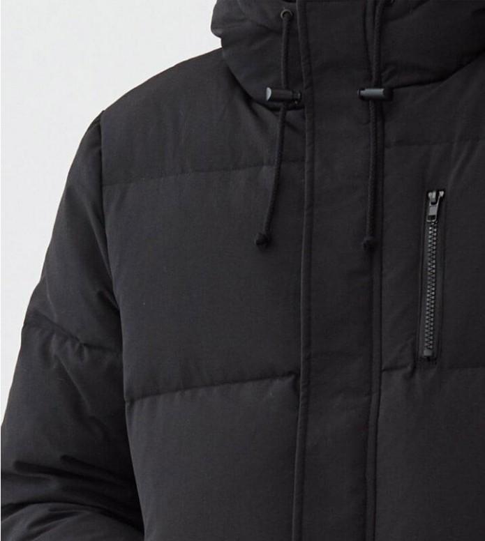 Legends Legends Winterjacket Salerno Puffer Down black