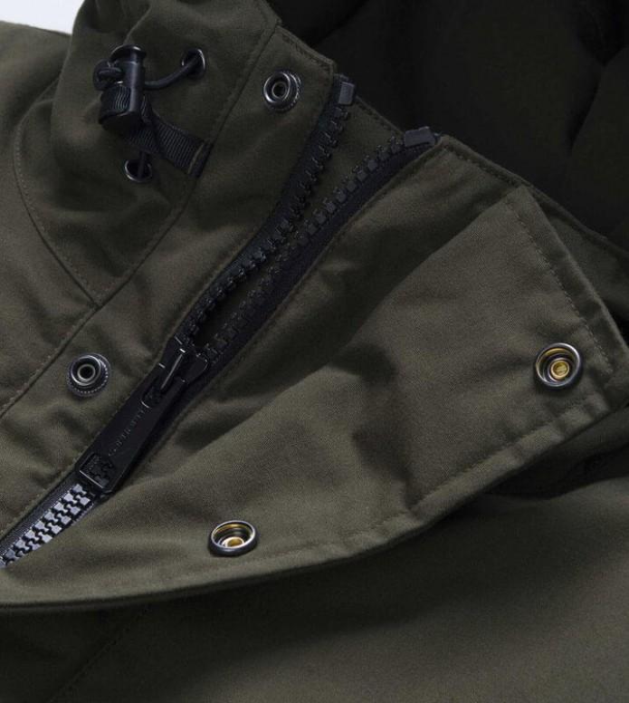 Carhartt WIP Carhartt WIP Winterjacket Tropper green cypress