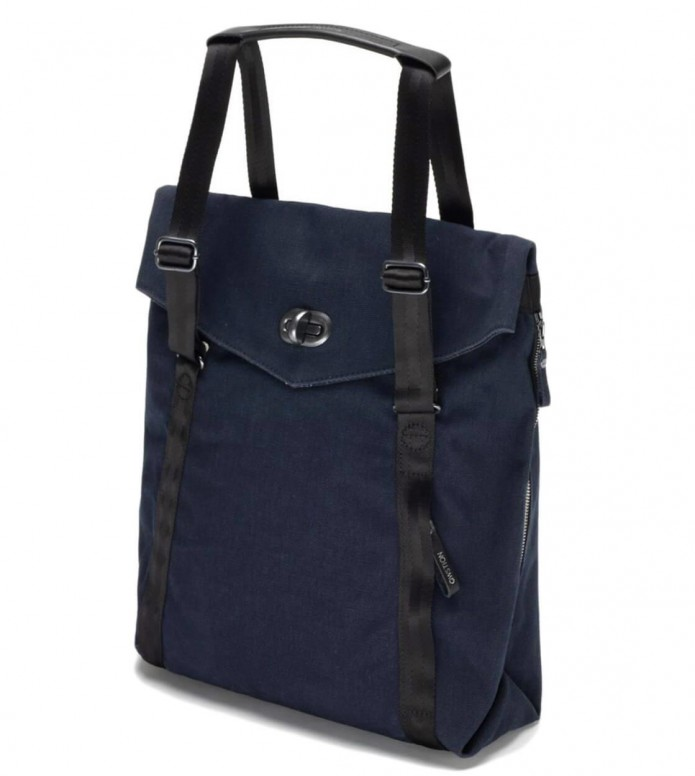Qwstion Qwstion Bag Tote organic midnight blue