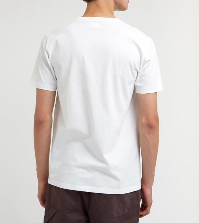 Wood Wood Wood Wood T-Shirt GGG white bright