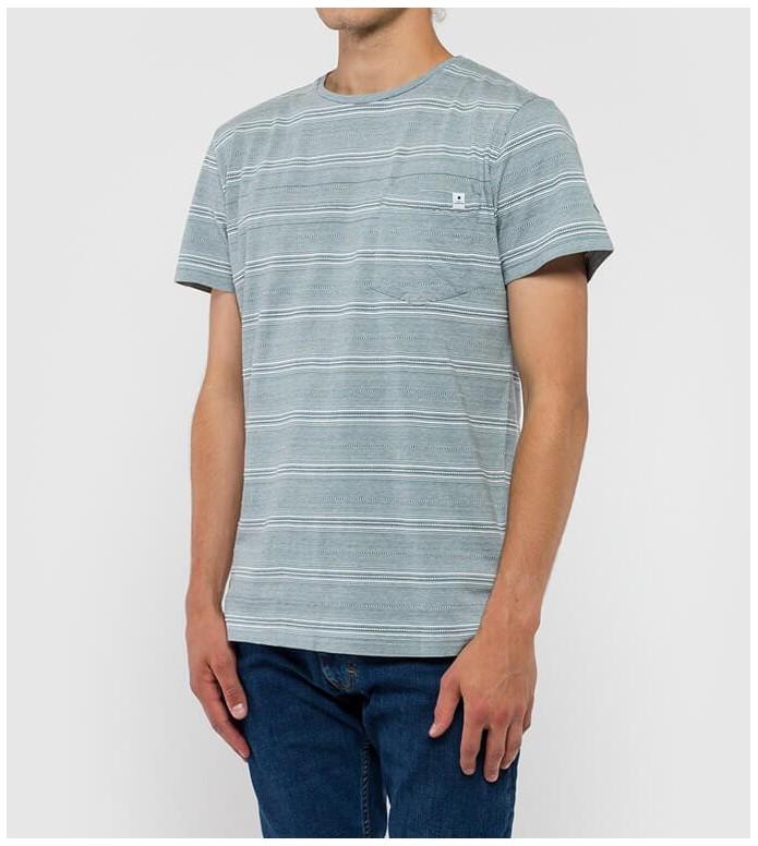Revolution (RVLT) Revolution T-Shirt 1112 blue dust