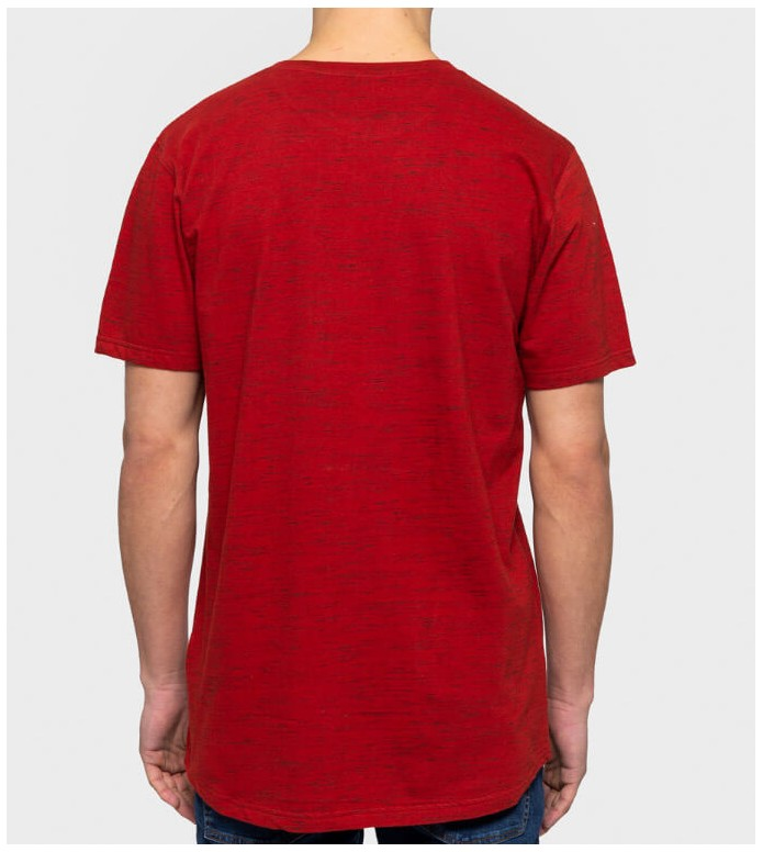 Revolution (RVLT) Revolution T-Shirt 1149 red