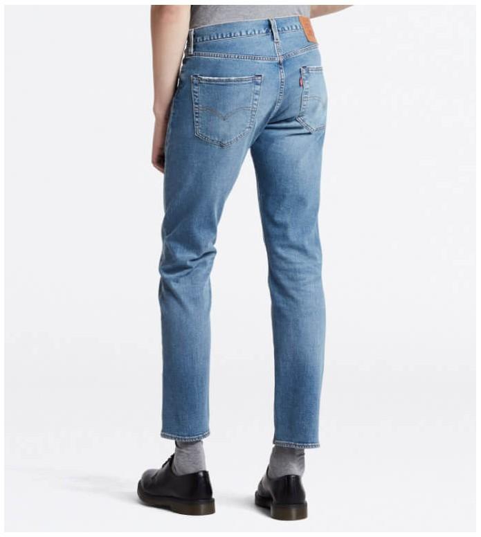 Levis Levis Jeans 501 Slim Taper blue ironwood overt