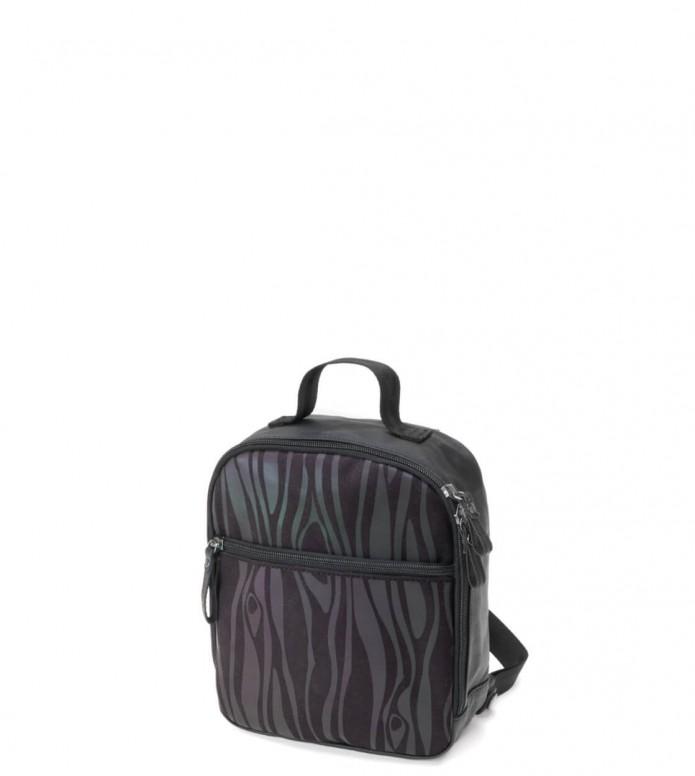 Qwstion Qwstion x Julian Zigerli Backpack Mini Pack iridescent black