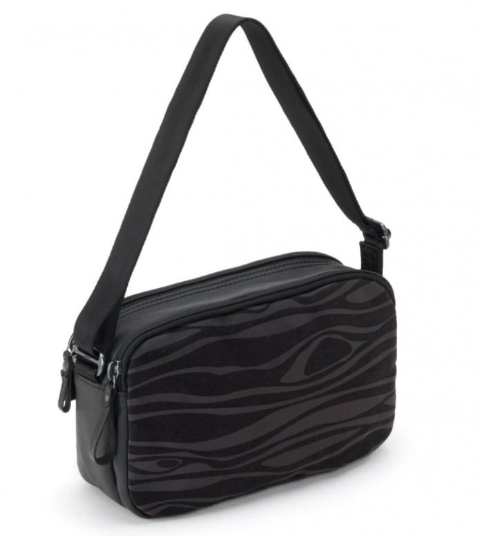 Qwstion Qwstion x Julian Zigerli Bag Hip Bag iridescent black