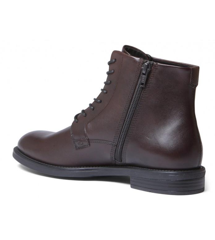 Vagabond Vagabond W Boots Amina Laced brown espresso