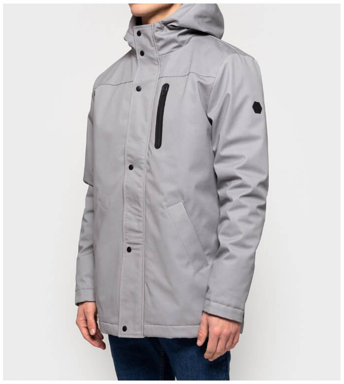 Revolution (RVLT) Revolution Winterjacket 7443 grey light