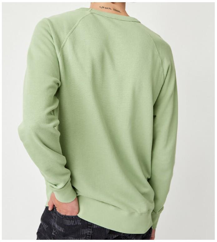 Wood Wood Wood Wood Sweater Hester green dusty