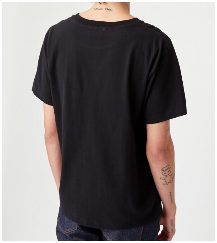 Wood Wood Wood Wood T-Shirt Bobo black