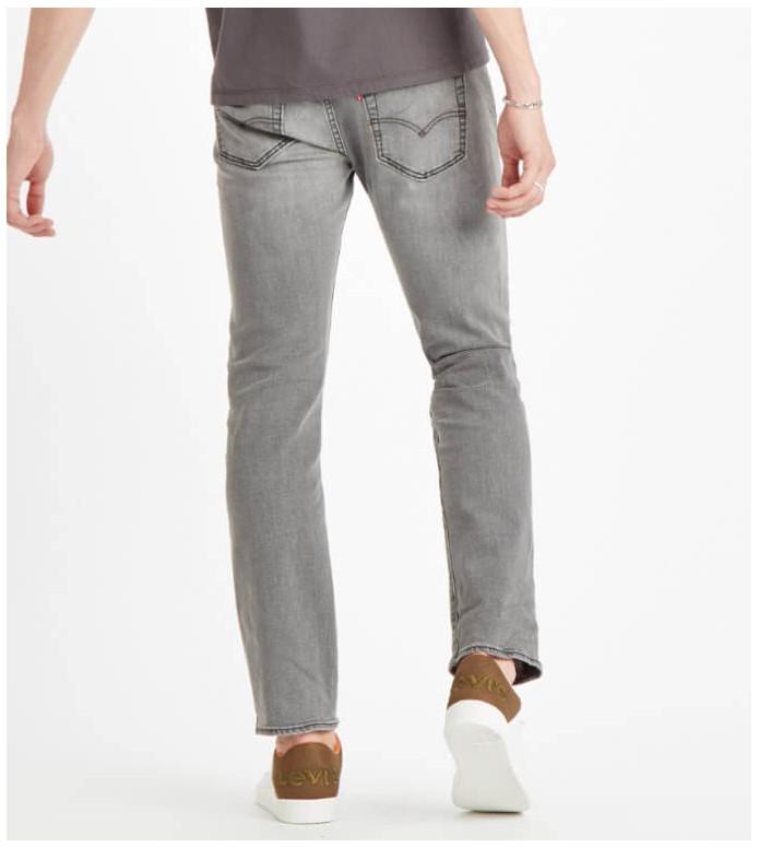 Levis Levis T-Shirt Original Hm grey forged iron