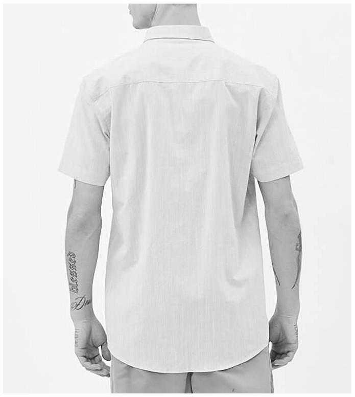Minimum Minimum Shirt Aleksander white snow