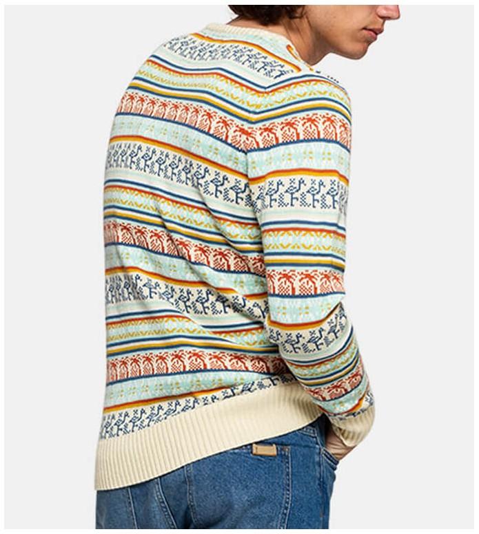 Revolution (RVLT) Revolution Knit Pullover 6524 multi