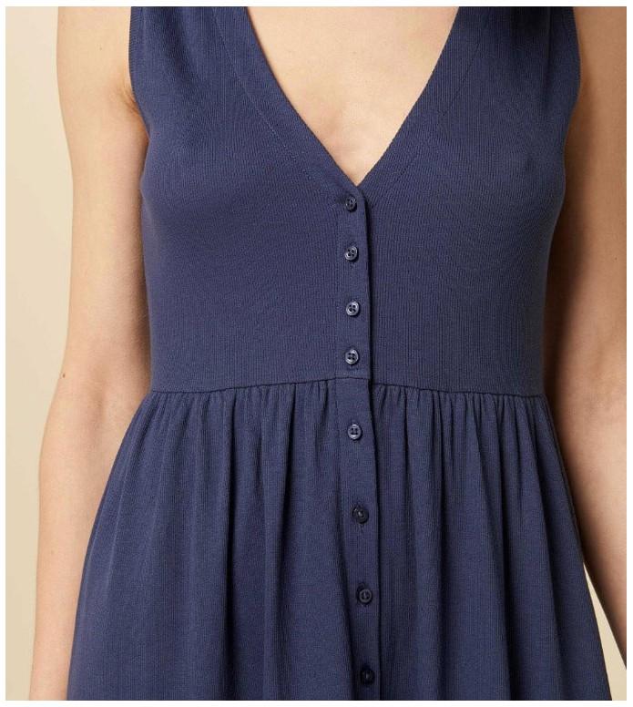 Sessun Sessun W Dress Keel blue