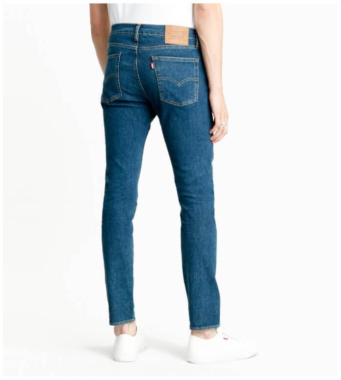 Levis Levis Jeans 510 Skinny Fit blue bonita city 4-way