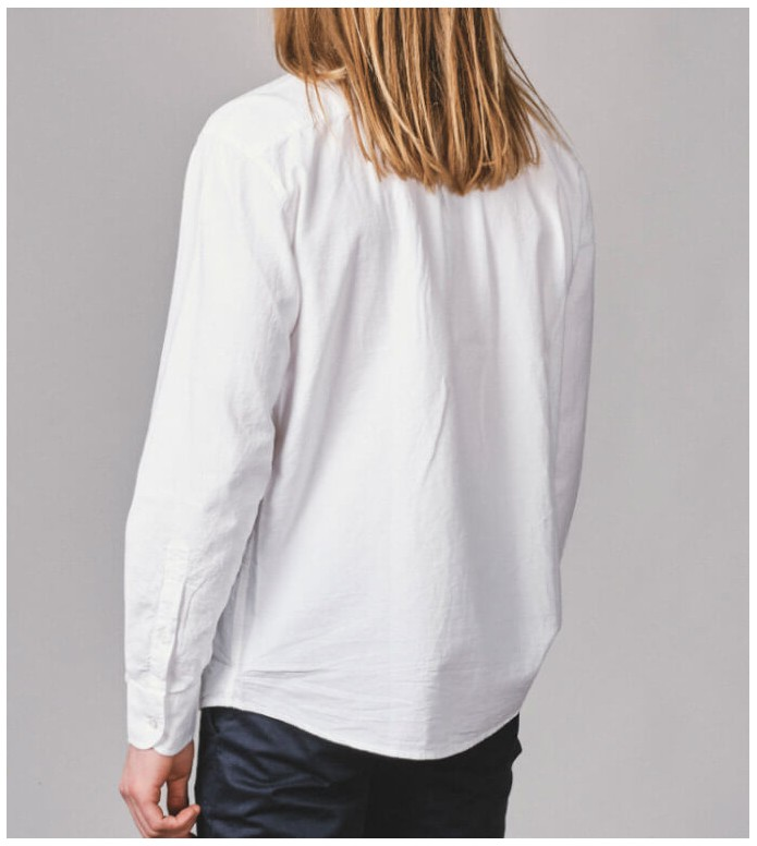 Klitmoller Collective Klitmoller Shirt Basic white