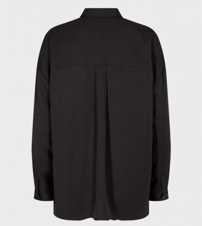 Minimum Minimum W Shirt Koko black