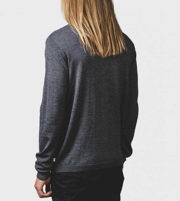 Klitmoller Collective Klitmoller Knit Basic grey anthracite