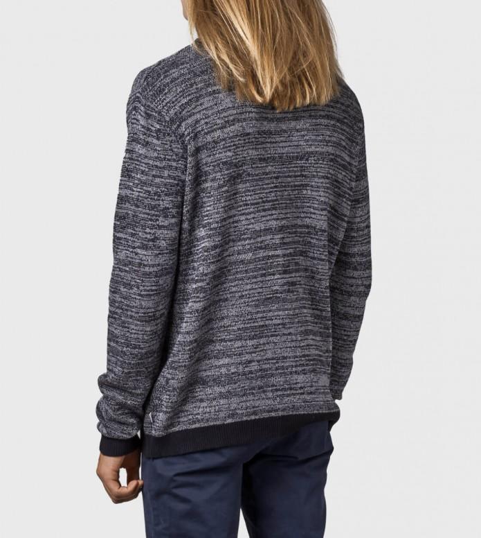 Klitmoller Collective Klitmoller Knit Mik black/light grey