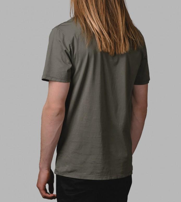 Klitmoller Collective Klitmoller T-Shirt Felix green olive