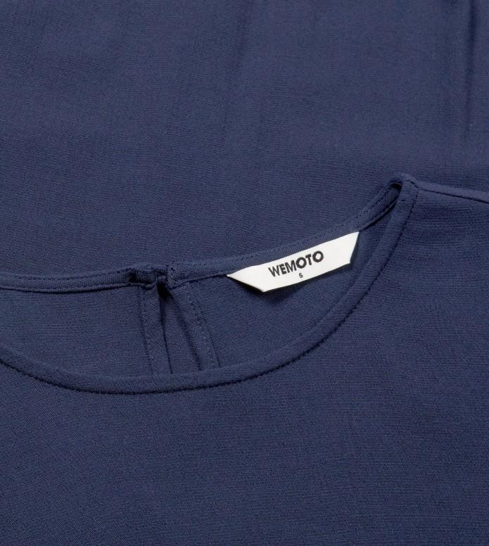 Wemoto Wemoto W Top Hella blue navy