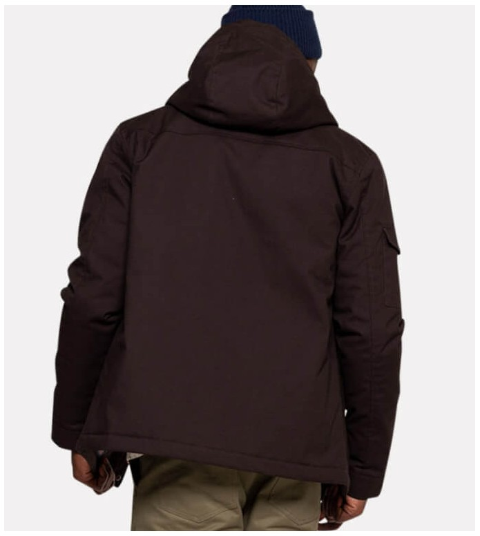 Revolution (RVLT) Revolution Winterjacket 7688 brown dark