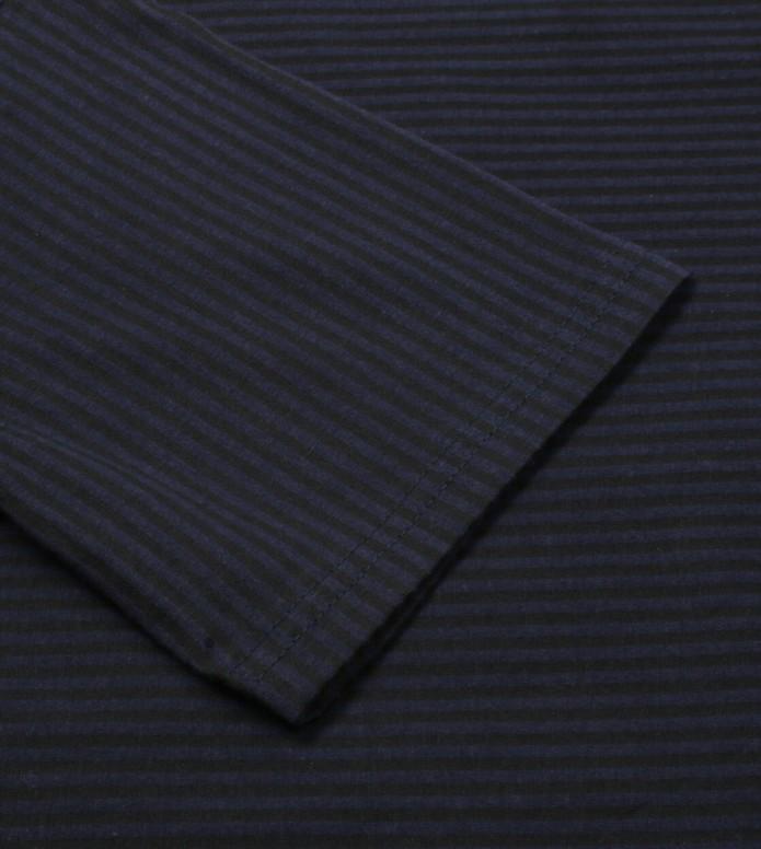 Wemoto Wemoto W T-Shirt Bleu blue navy-black