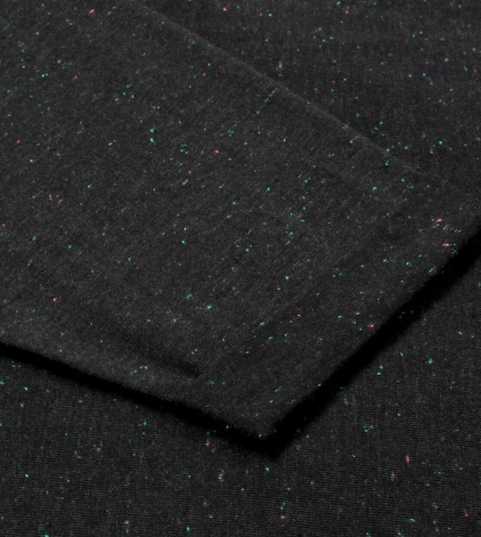 Wemoto Wemoto W T-Shirt Smithie Nep black nep