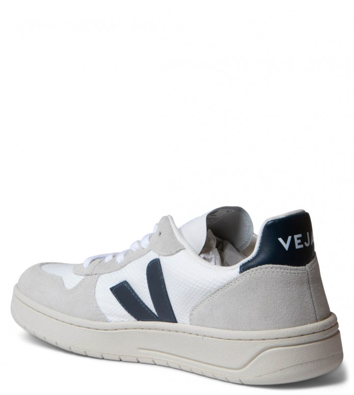 Veja Veja Shoes V-10 B-Mesh white natural nautico