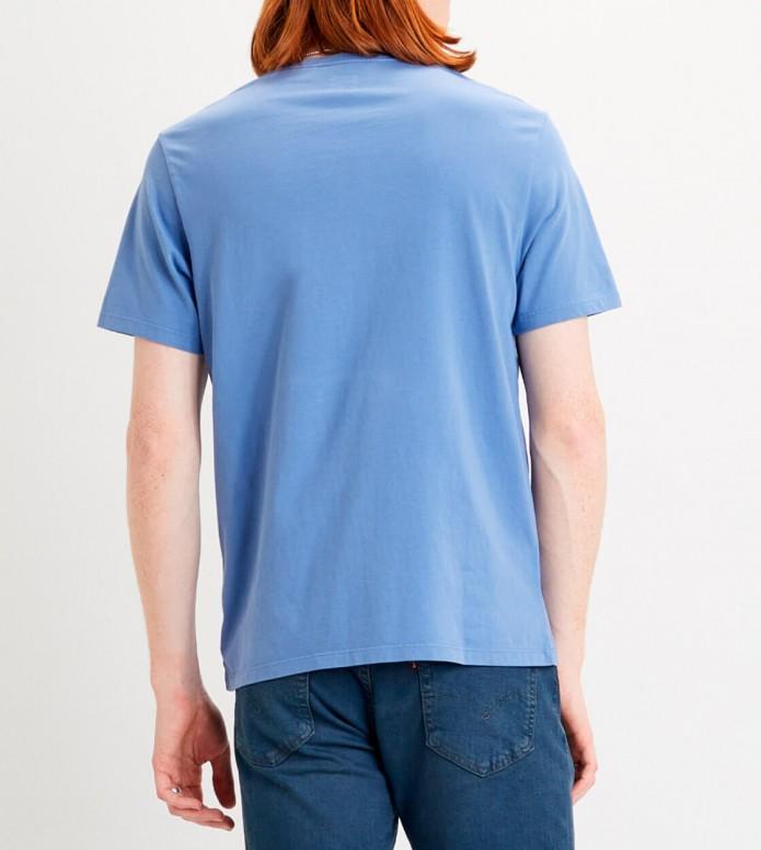 Levis Levis T-Shirt Original Hm blue colony