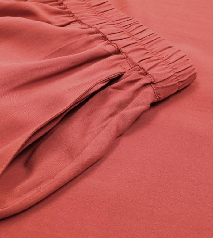 Wemoto Wemoto W Shorts Yarra red