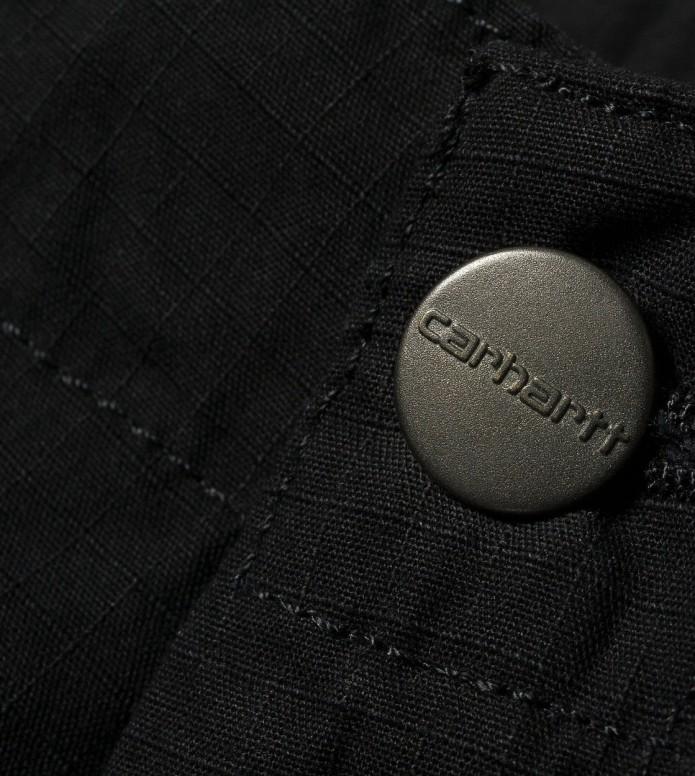 Carhartt WIP Carhartt Shorts Regular Cargo black rinsed