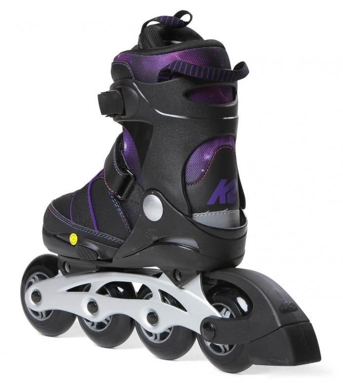 K2 K2 Kids Charm Boa Alu black/purple