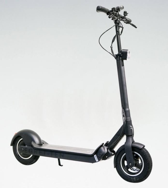 Egret Egret Elektro Scooter Ten V3 black