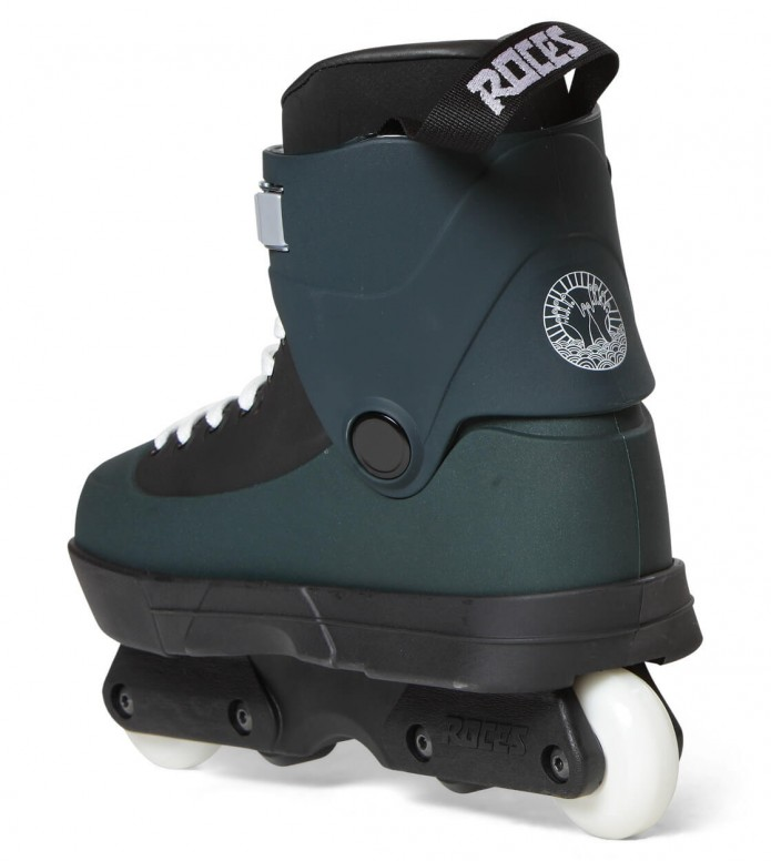 Roces Roces 5th Element UFS GOTO black/green fuka