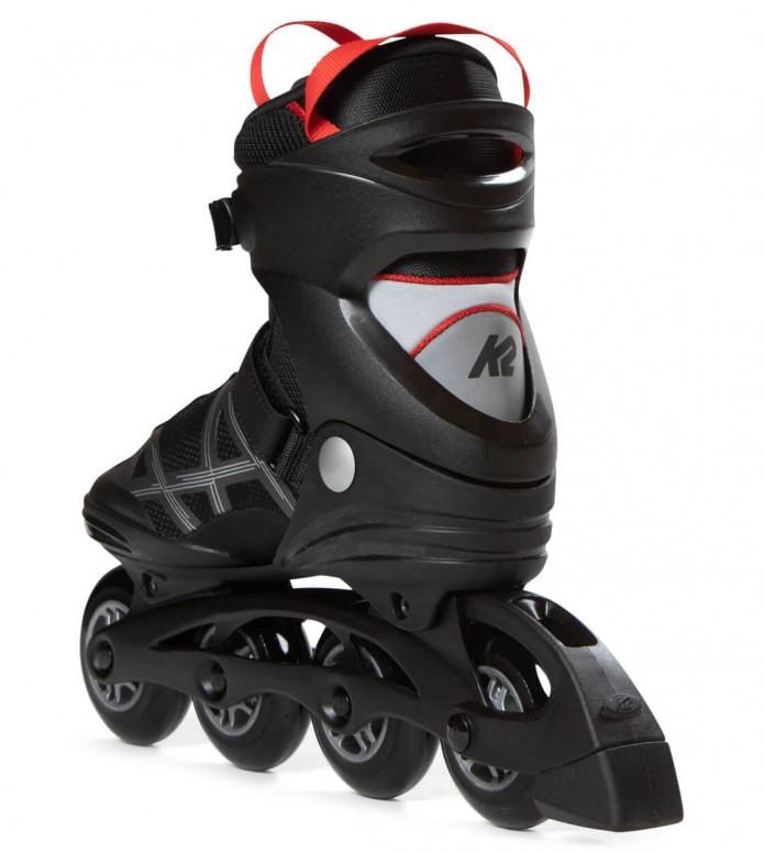 K2 K2 F.I.T 84 Boa black/red