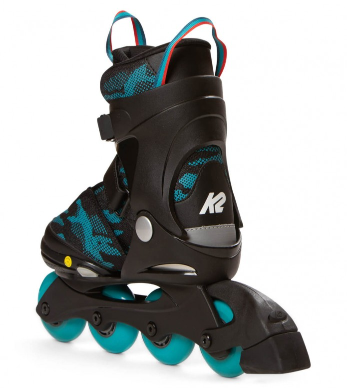 K2 K2 Kids Raider Boa black/blue