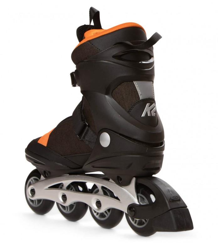 K2 K2 F.I.T 80 Alu black/orange