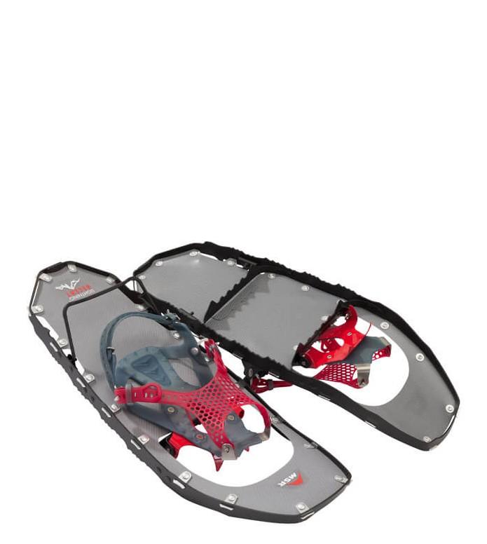 MSR MSR Snowboots Lightning Ascent red raspberry