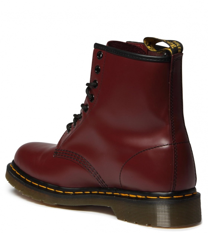 Dr. Martens Dr. Martens Boots 1460 red cherry smooth