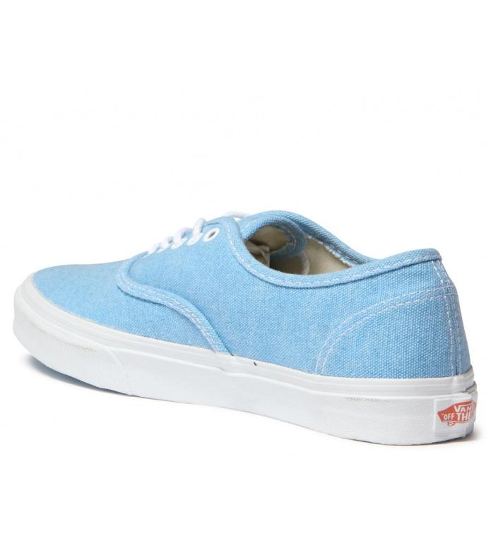 Vans Vans W Shoes Authentic Slim blue malibu/coral rope lace